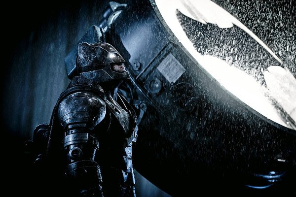 Haters gonna hate. Why Ben Affleck actually makes a great Batman: