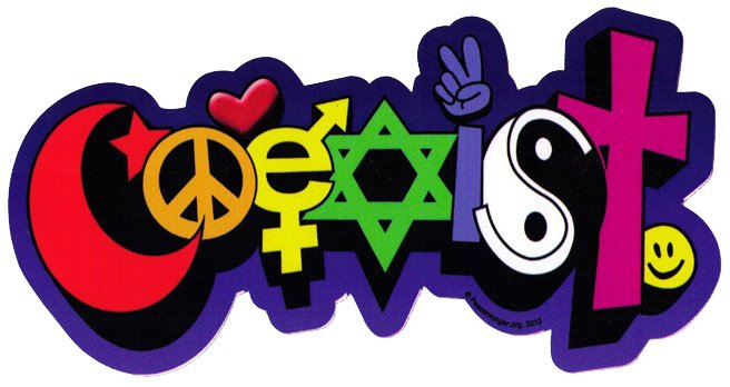 May you do, love, honor, treasure all that's important & meaningful for YOU in whatever way that looks like #coexist https://t.co/5PprU7I9SY