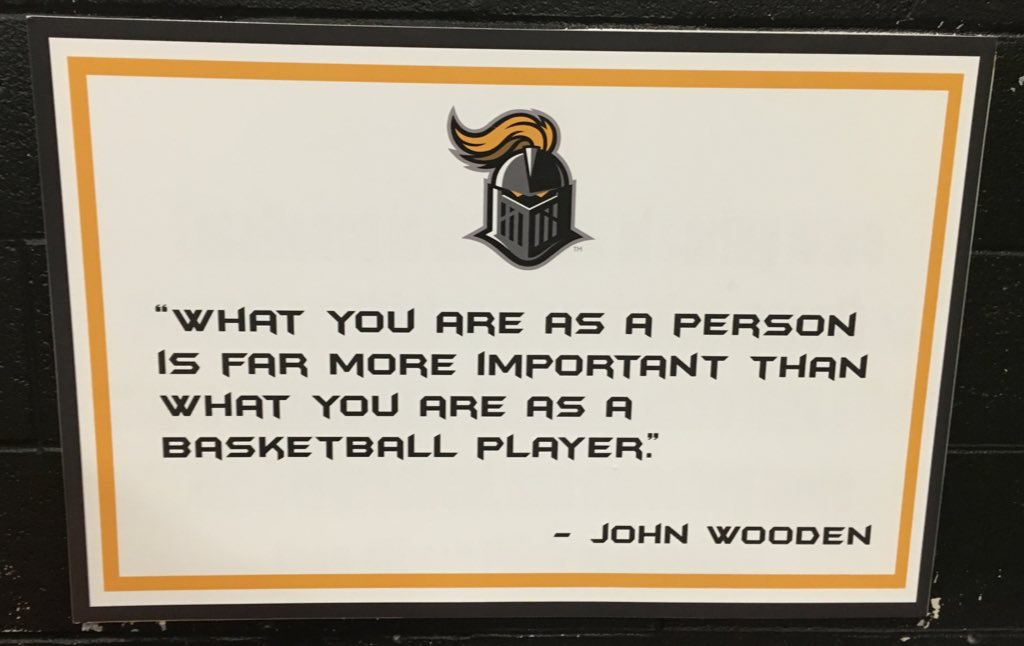 Saw this in the Central Gwinnett Basketball locker room last night. Could not agree more. https://t.co/4ugGT6oPab