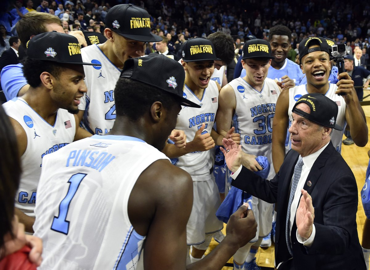 North Carolina races to NCAA Final Four, beats Notre Dame