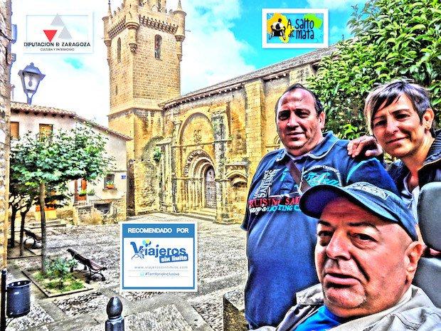 #Uncastillo en ? #ConocesZaragozaProvincia ? con #silladeruedas @DPZaragoza @aragonturismo… https://t.co/XMdxlM1dNi https://t.co/4xXEHBXUiE