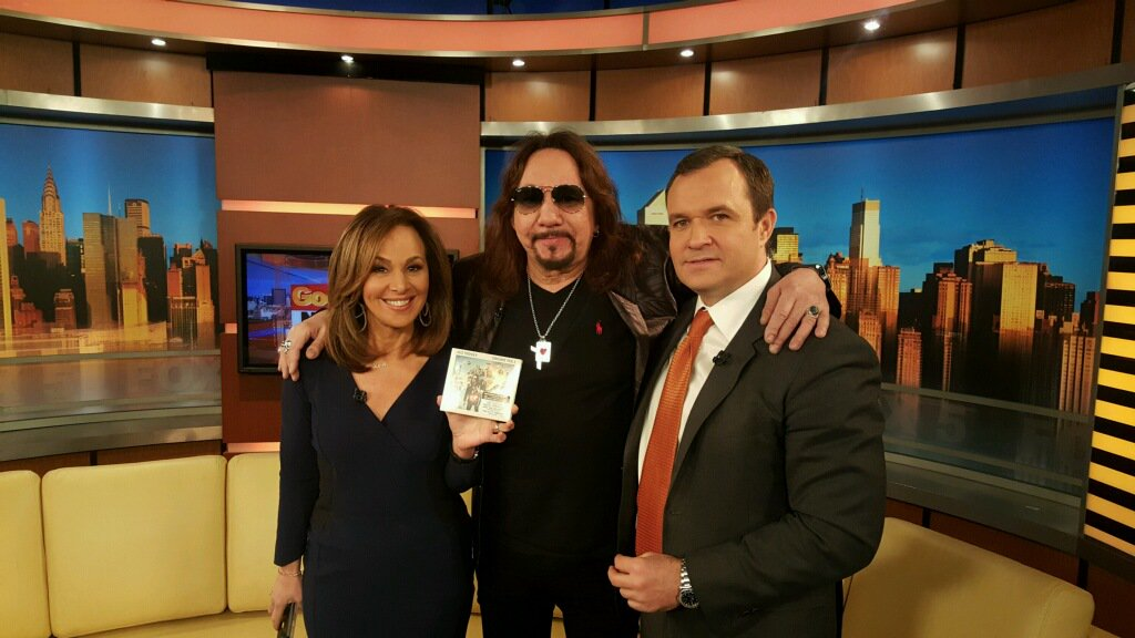 Thanks @rosannascotto for speaking with @ace_frehley this morning on @fox5ny ! https://t.co/ekZkvhvVbd