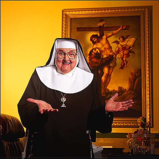 """""""Unless you are willing to do the ridiculous, God will not do the miraculous.""""  Mother Angelica. RIP, dear friend. https://t.co/hHZuh0ENJO"""