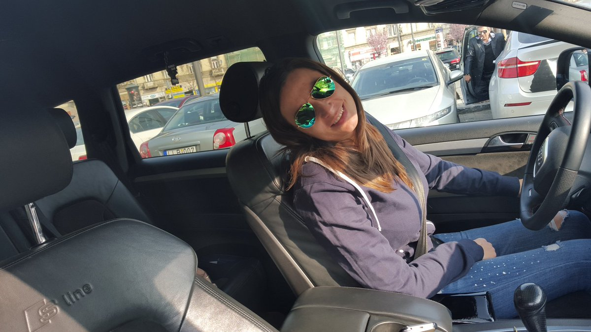 Hello Budapest.... ☺ I am starting the filming season :) New Movies are coming... BG GG BBG