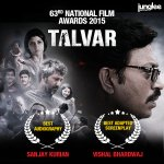 RT @JungleePictures: #Talvar bags two awards at the #NationalAwards. Congratulations to the team! https://t.co/KVhgOS8sZF