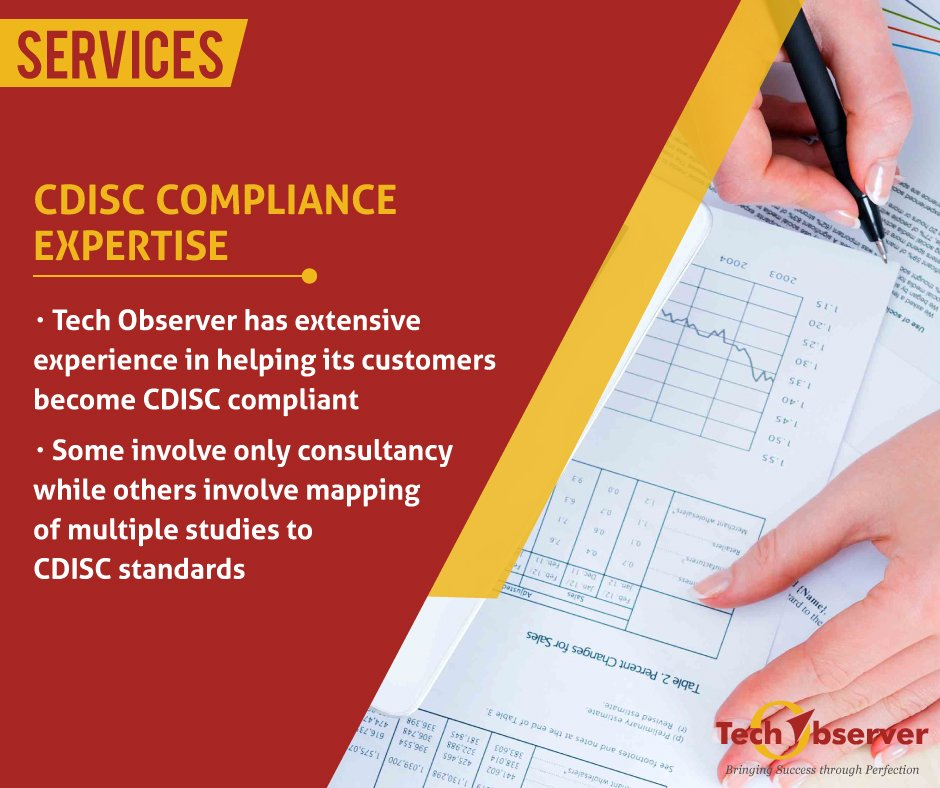 test Twitter Media - #TechObserver has extensive experience in helping its customers become #CDISC compliant. https://t.co/sJ98NjIVN2 https://t.co/kahI4fam7S