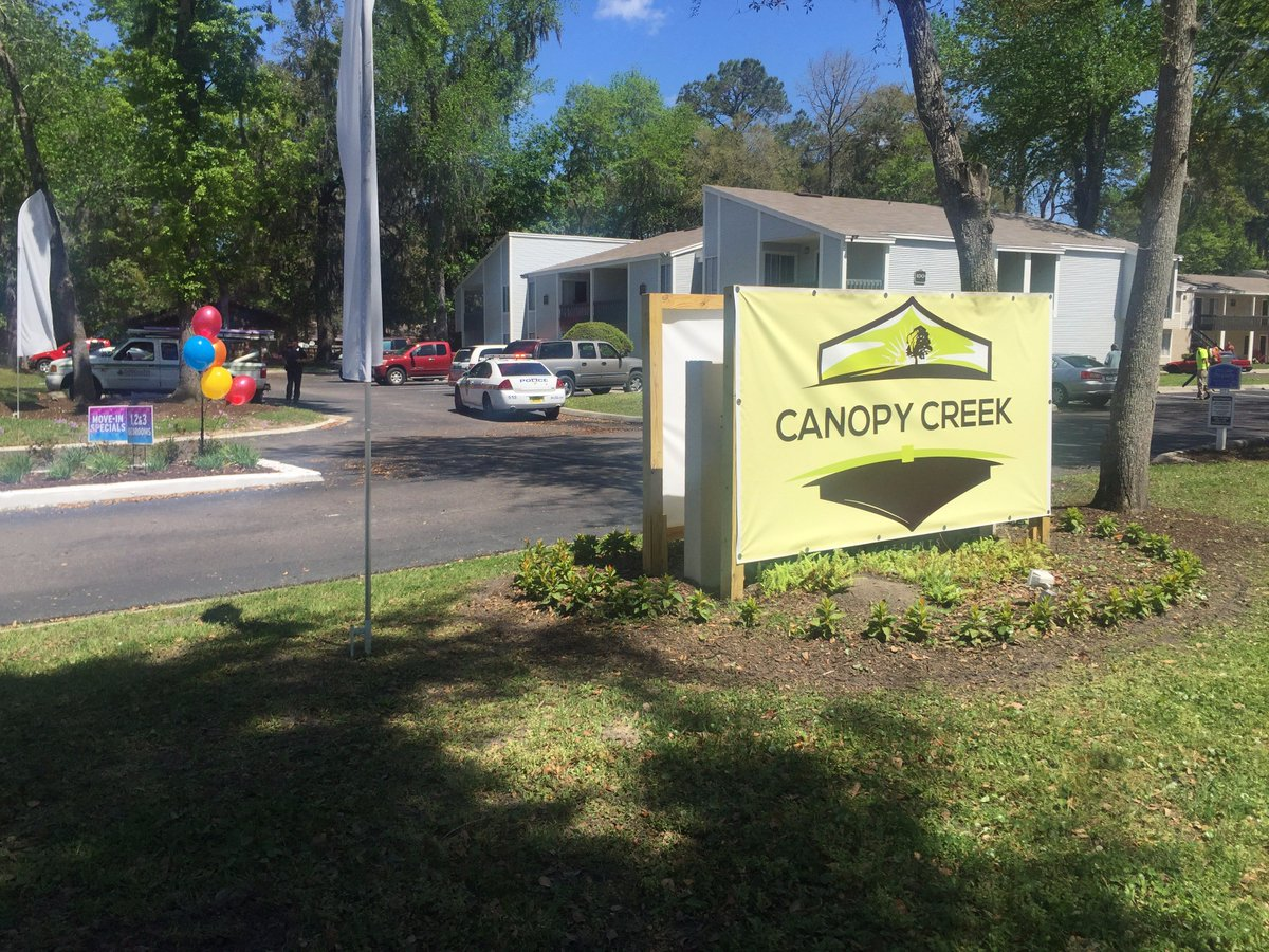 RIGHT NOW Police responding to a shooting at the Canopy Creek apartments. WHAT WE & Right now: police responding to a shooting at the canopy creek ...
