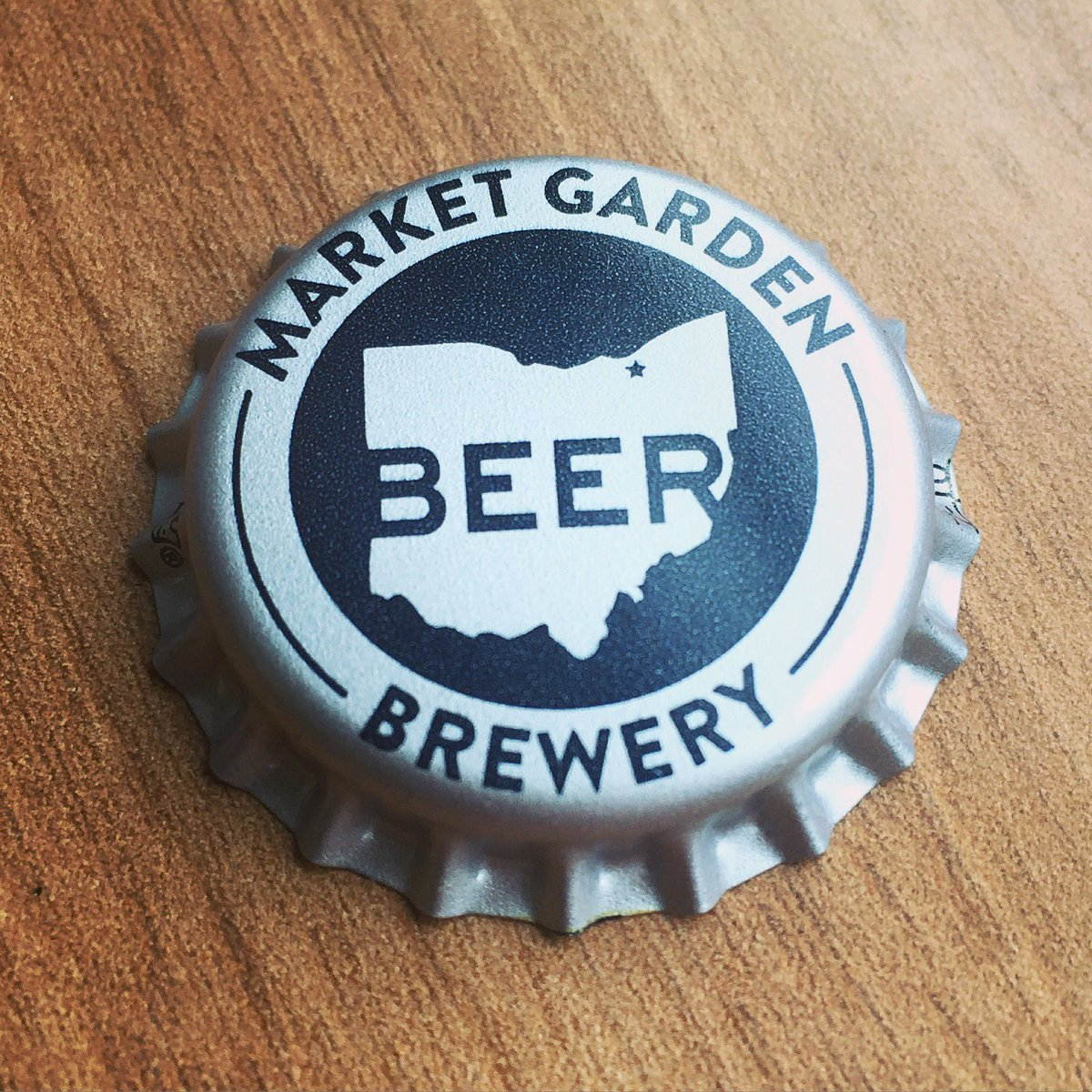 We may be a little biased, but these are some pretty good looking bottle caps! https://t.co/FKElDANLSz