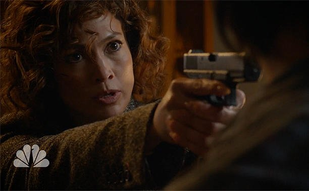Jennifer Lopez threatens to kill her ex in exclusive @NBCShadesofBlue finale clip: