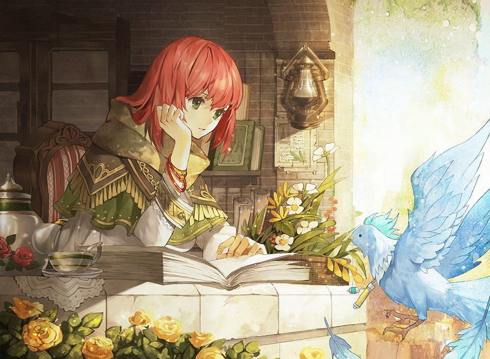 赤髪の白雪姫(´・ω・`)
