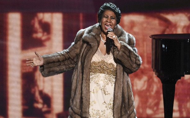 Barack Obama says Aretha Franklin