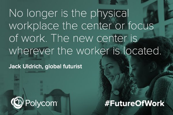 Prepare for the #FutureOfWork with tools that build #collaboration around you: https://t.co/5RzKkpE2vu #HuddleRoom https://t.co/dC9oiRSF78
