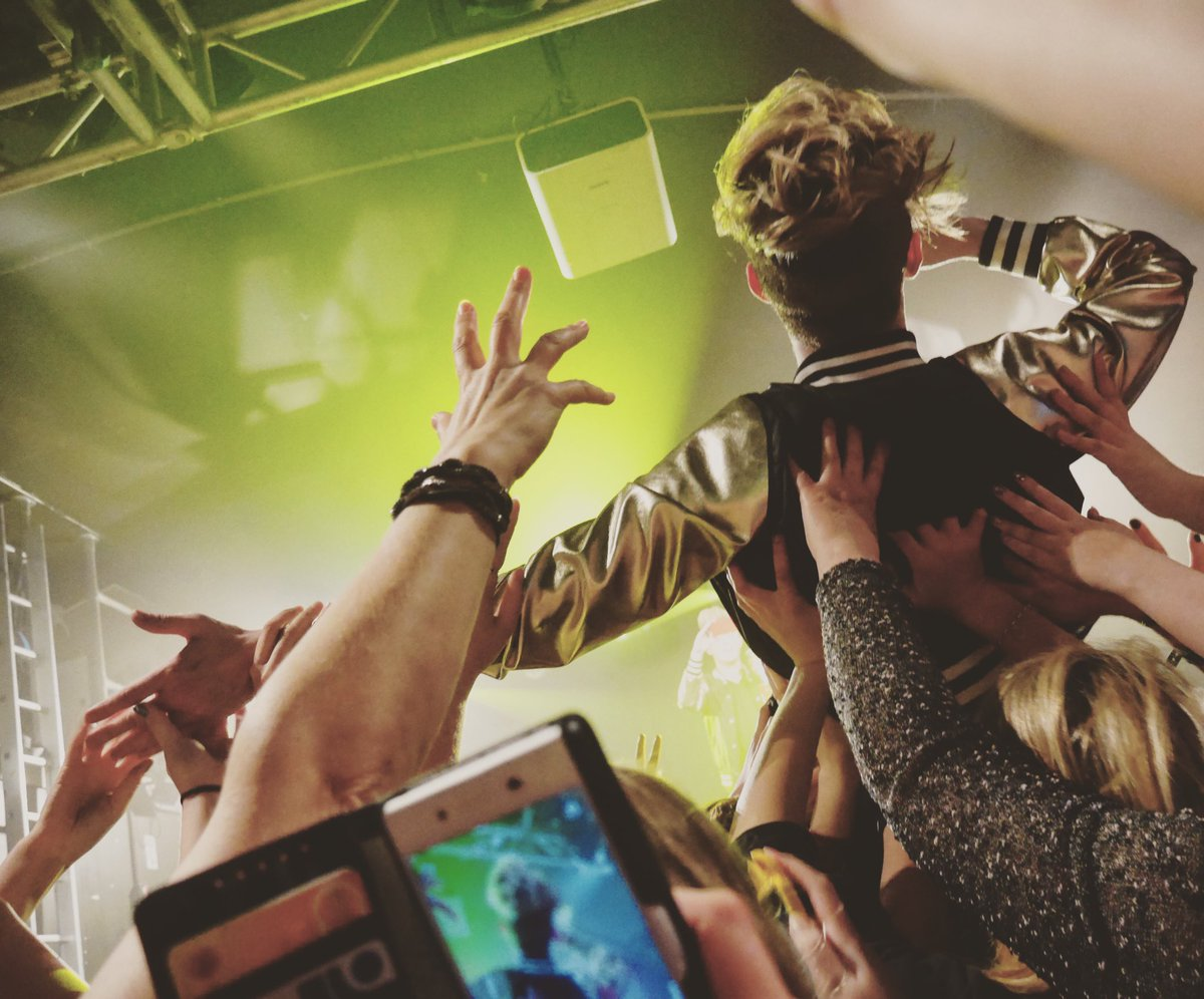 Love this shot from tonight @planetjedward!