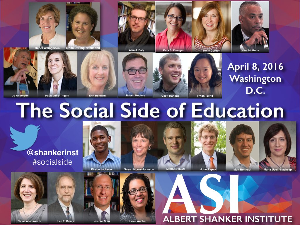 Headed to #AERA16? Join us at this research & policy event on the #socialside of #edreform https://t.co/GIUJJVBwnQ https://t.co/KNO5emvyyA