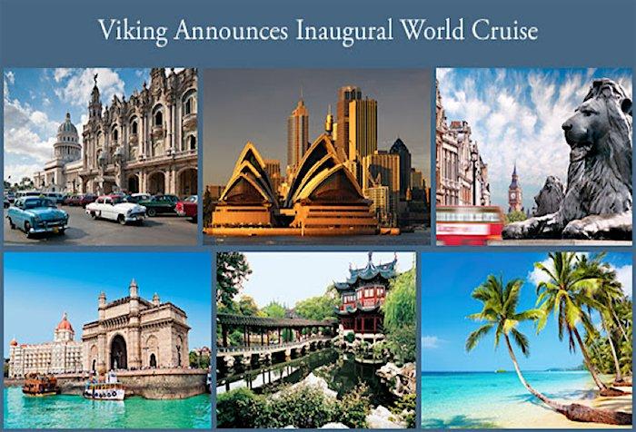 Viking Announces Inaugural World Cruise https://t.co/ZyEqkgajNI @VikingRiver #cruise #boomer #luxurytravel https://t.co/W9q8C8xg6L
