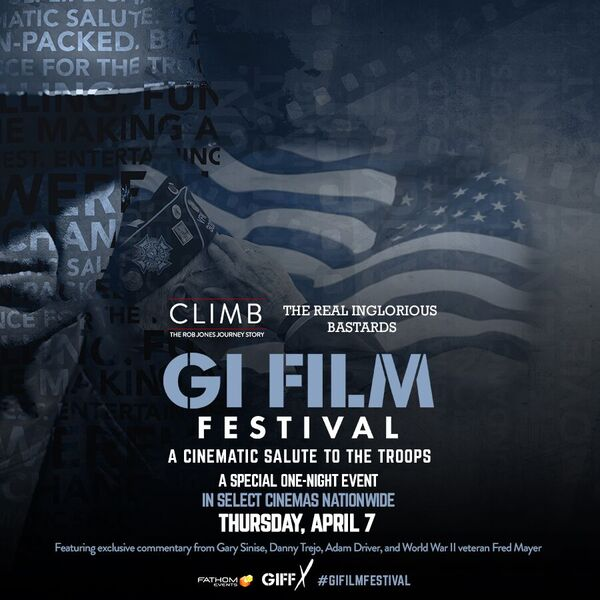 Vets in film. Only on April 7th. Find a theater and get tix here: https://t.co/LQYkvQ8Ubc   https://t.co/j5bvqxT47T https://t.co/K0uIIKjeex