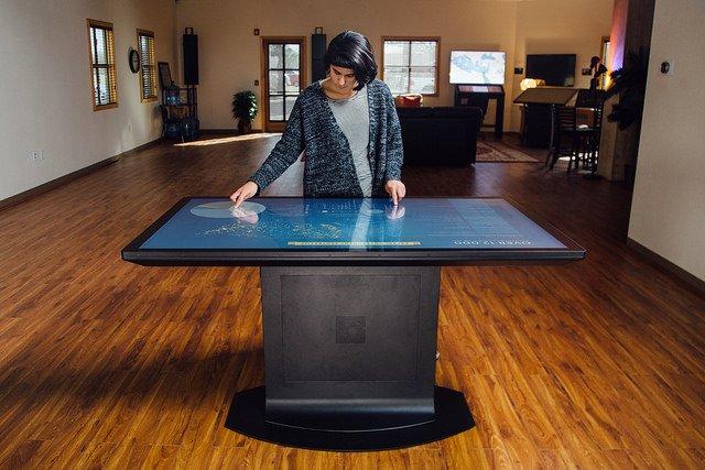 "Platform & Pro #Multitouch Tables: Available w/ 65"" Display #Touch Technology https://t.co/bzKBperJse #tech #nerd https://t.co/E2e7vKzaxT"