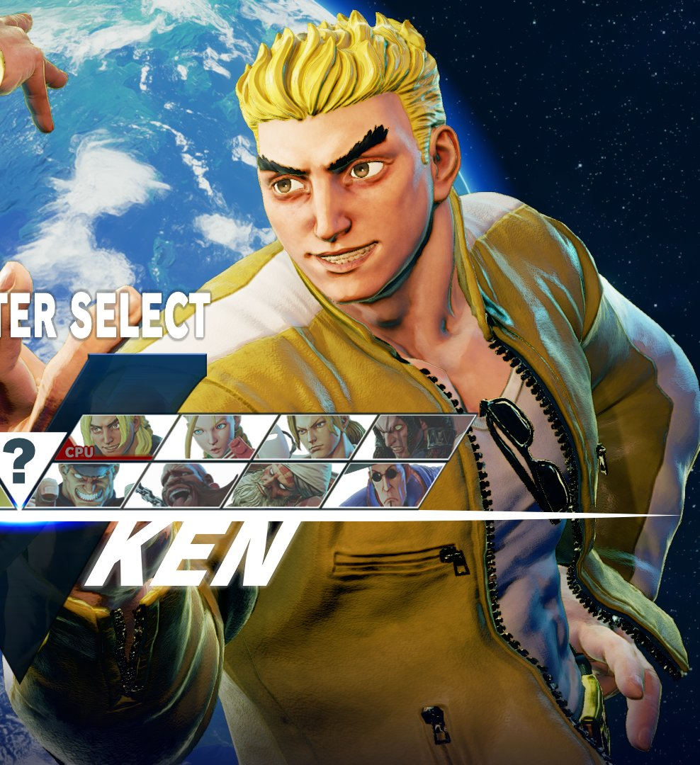 Ken was a mistake. https://t.co/2Pq1DXRg4M