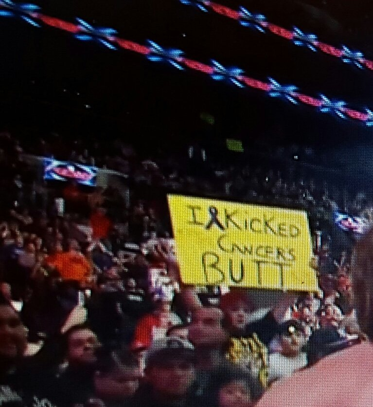 Shout out to this kid at #Raw. https://t.co/Vb7l2DXrOB