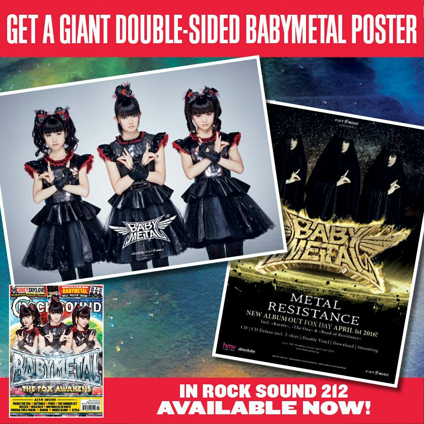 Get your giant double-sided @BABYMETAL_JAPAN poster: https://t.co/0BvTIZUNvV https://t.co/xIo8TReRt1