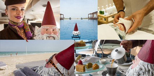 Want to see what the @RoamingGnome got up to InAbuDhabi? Follow us on Pinterest:
