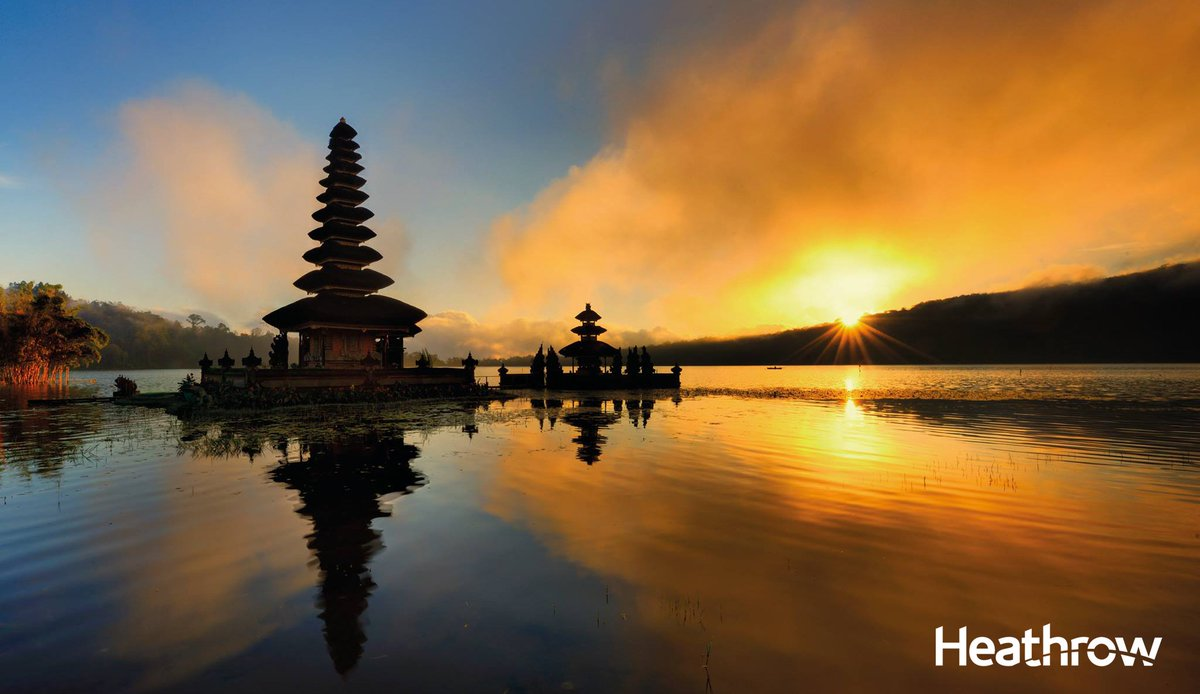 This TravelTuesday, fly direct from Heathrow to Indonesia with @Garuda_UK from just £509!
