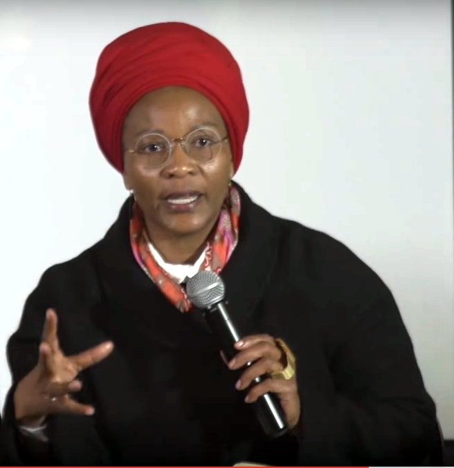 We have a picture of a leading South African gender activist but no article ... #noweditingAF #WomensHistoryMonth