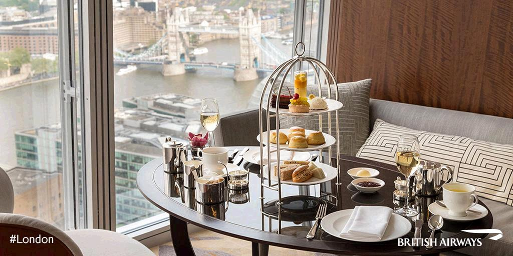 We love a traditional afternoon tea in London, but why not try one of these alternatives?