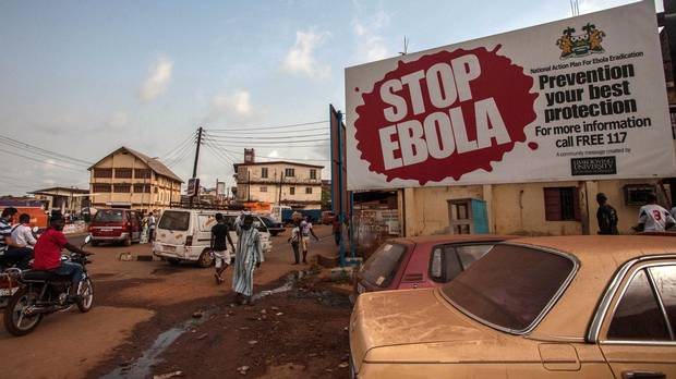 West Africa Ebola outbreak no longer poses global risk: WHO