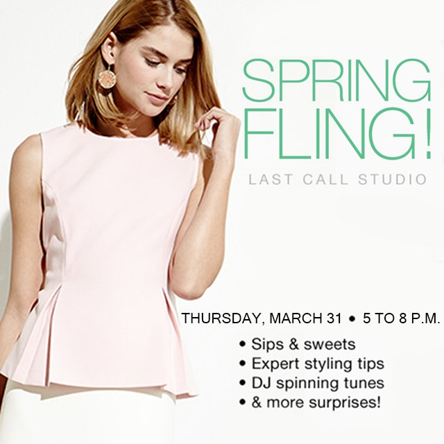 Fashion Friends - We're Periscoping our #LCSpringFling event live this Thursday 5-8pm CST. Don't forget to tune-in! https://t.co/vcdO3BFAxt