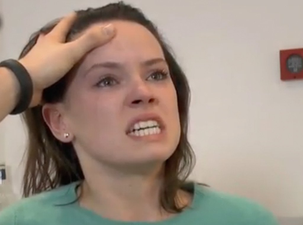 Daisy Ridley's emotional Star Wars audition tape will blow you away:
