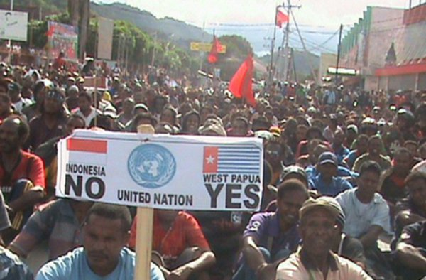 The right to self-determination is a principle of international law. The people of #WestPapua have been denied this https://t.co/y3eugAM0YR