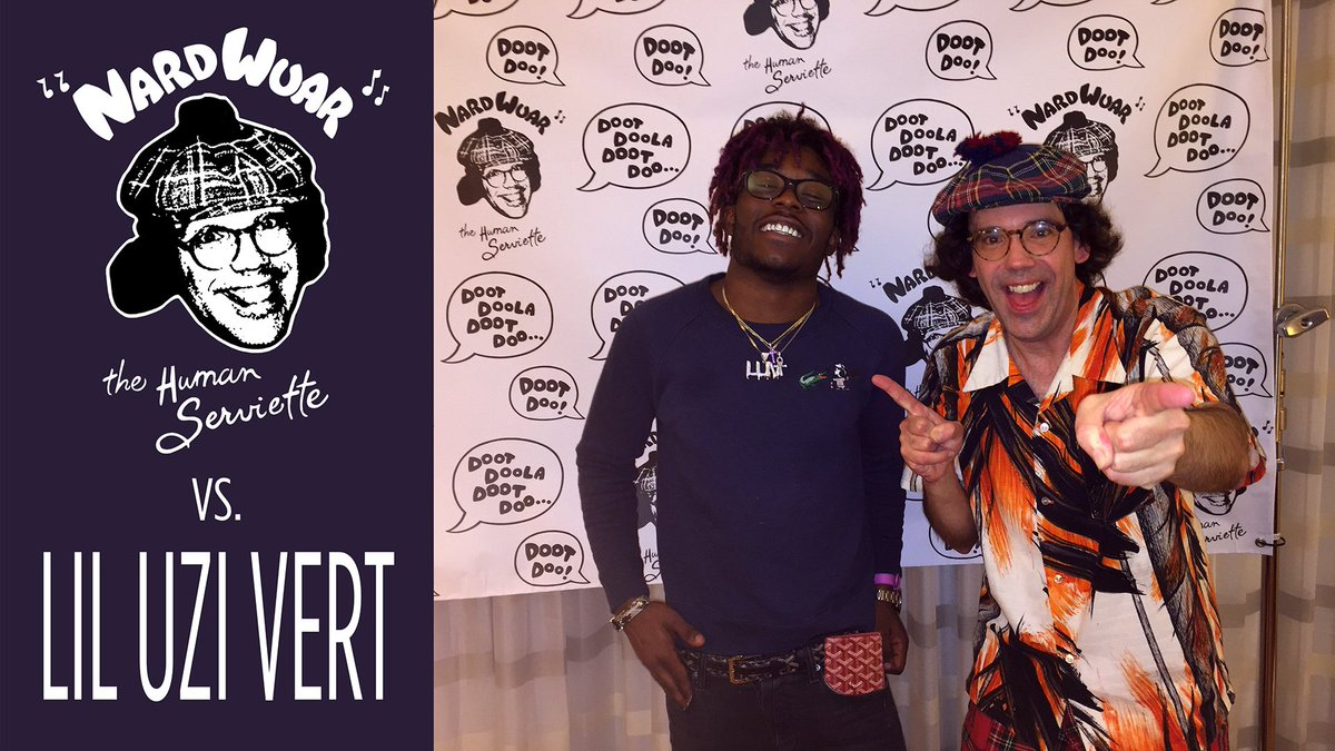 Here's a *new* interview i did with Lil Uzi Vert at @SXSW in Austin, Texas ! Doot doo! https://t.co/20hj7sUDPS https://t.co/avq2SbgRkR