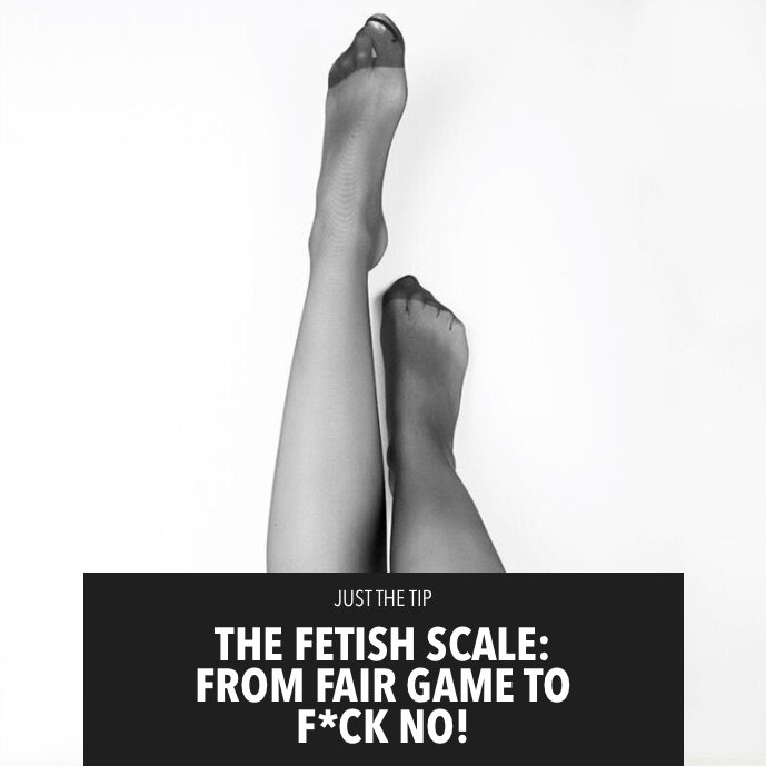 I rate five fetishes on a scale from 'fair game' to 'f*ck no' on khloewithak! https://t.co/tvBE9T8wKm https://t.co/mVdv2sta98