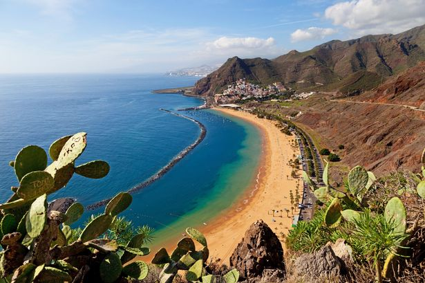NEW route with Vueling from Manchester to Tenerife. Book now for travel from July 2016!
