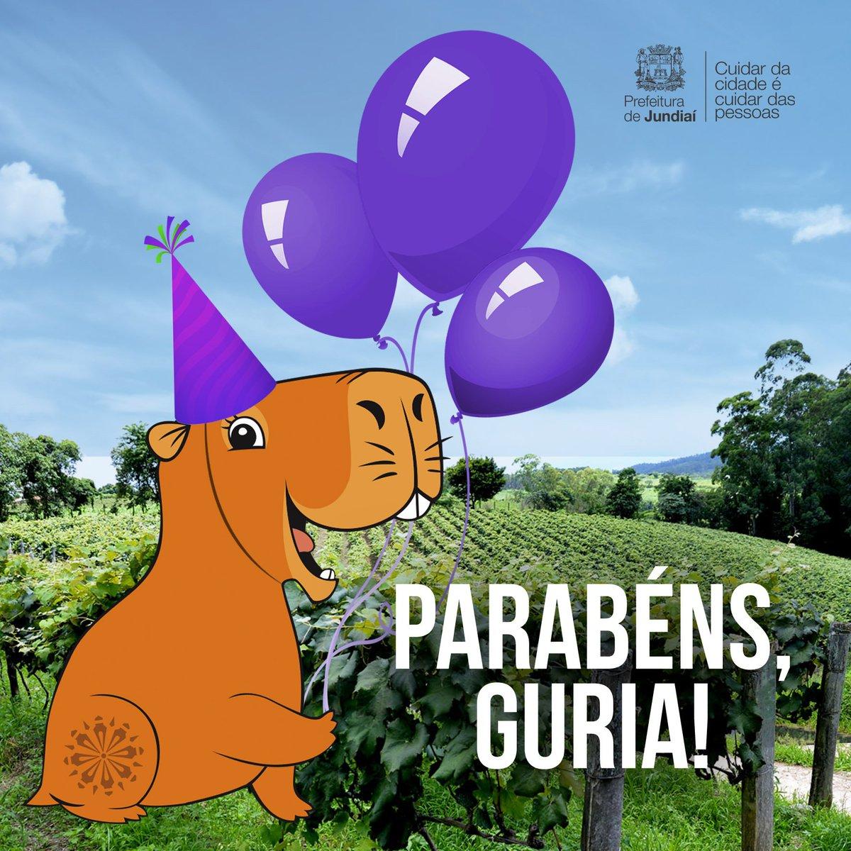 Parabéns, Curitiba ❤ Temos muitos jundiaienses aí e muitos curitibanos aqui! https://t.co/ze0JL0R4To