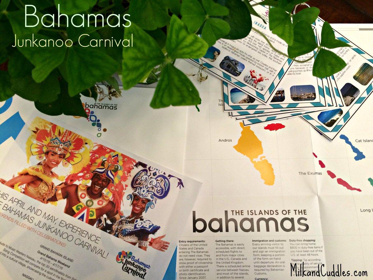 Go Junkanoo! https://t.co/CkqYrVw2R3 @CarnivalBahamas #TheBahamas_DAL  @VisitTheBahamas @diamondpr  @sandalsresorts https://t.co/AqJv83MkdA