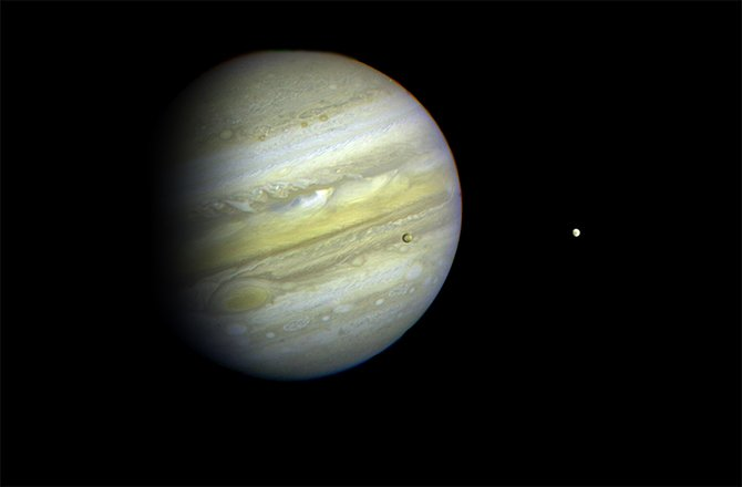 Jupiter got smashed by a speeding space rock. https://t.co/B1PV4gFmQ9 https://t.co/Ngi6bD1Wae