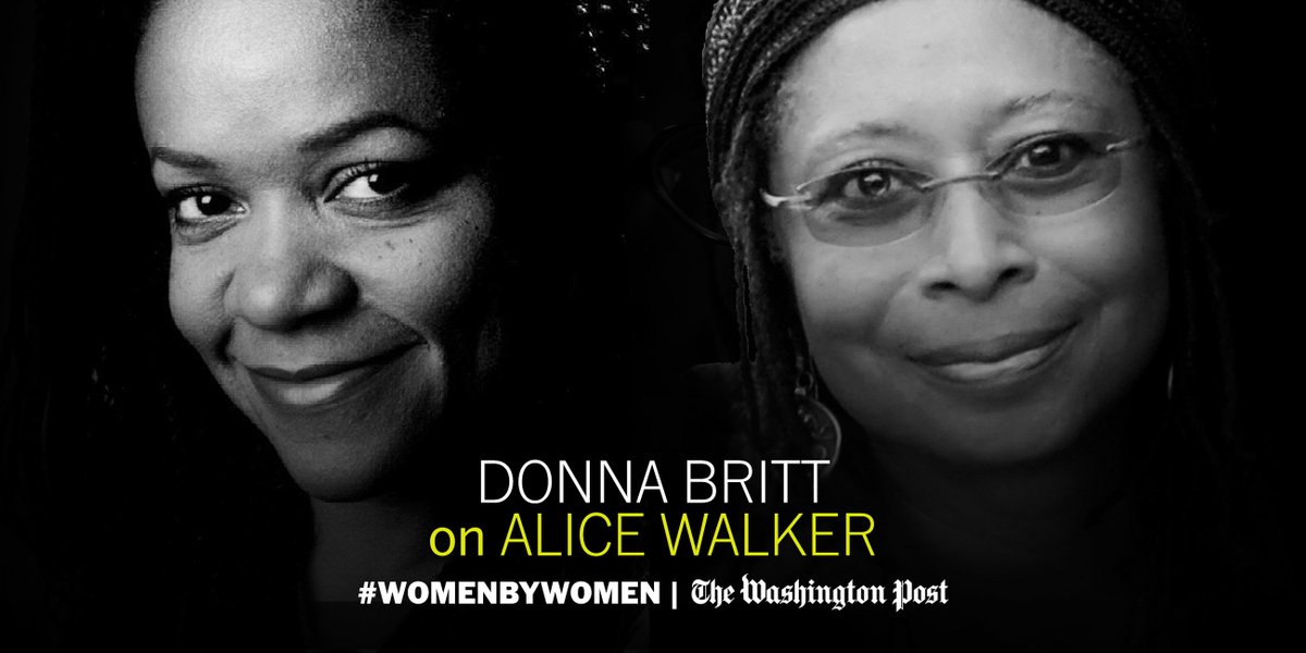 Donna Britt and Alice Walker talk hair, religion and the color turquoise