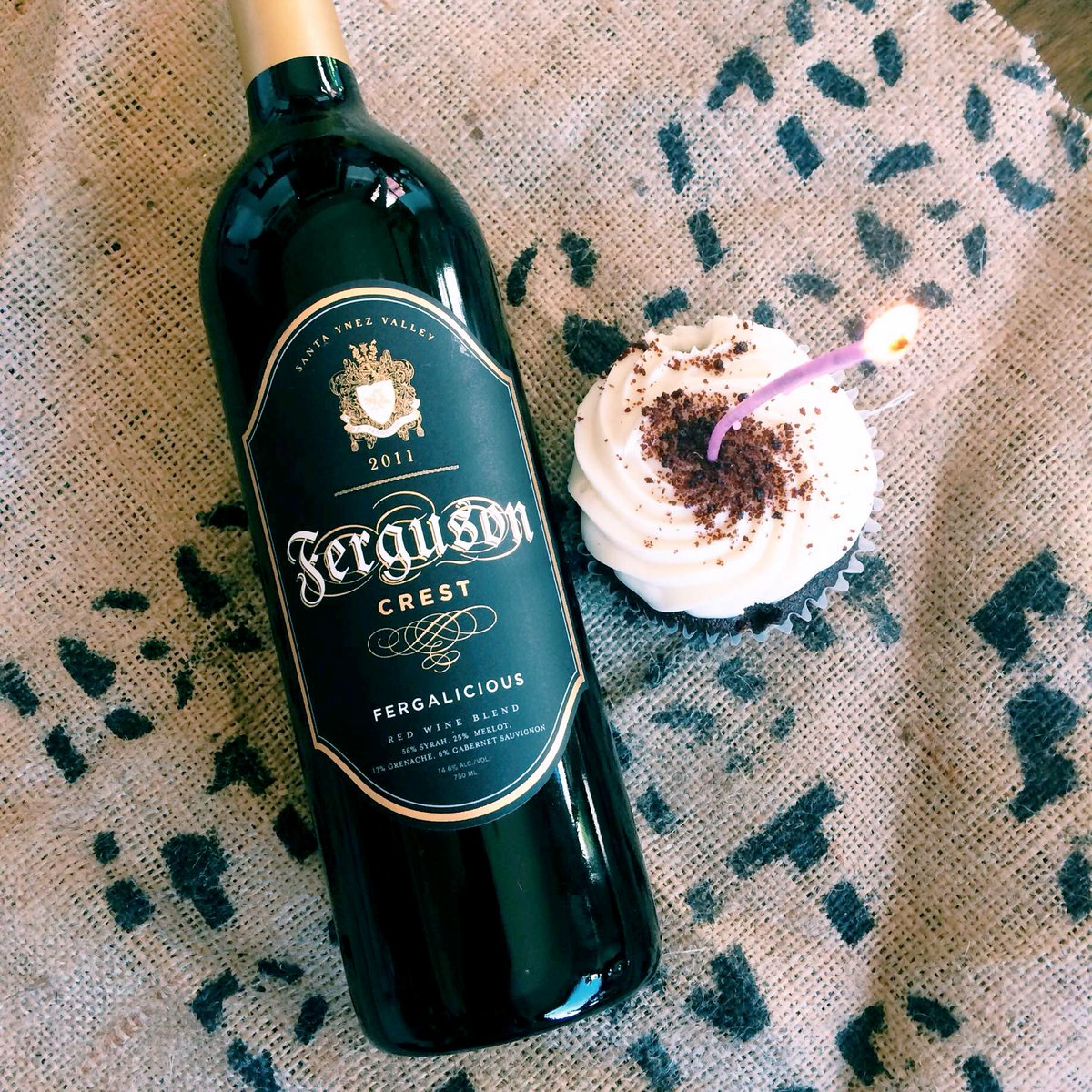 RT @FergusonCrest: #MakeAWish w/ 25% OFF 2011 #Fergalicious #redwine til 3/31. #fergie #happybirthday #winesale https://t.co/6ckc3dgwTq htt…