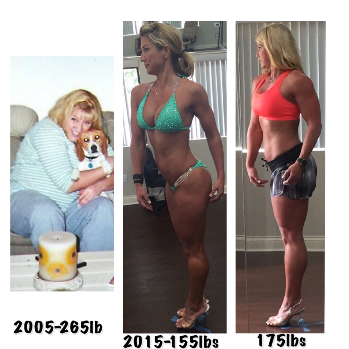 Much farther from what I once was. Not even close to what I'm going to be.  #transformationtuesday #fitfam https://t.co/29SU2giiPu