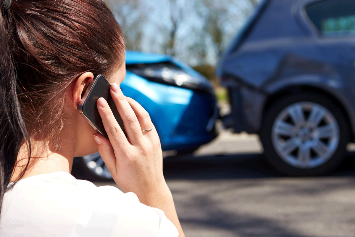 #DistractedDrivers are more likely to be involved in rear-end crashes or single vehicle crashes #CAAFocus https://t.co/fG1QKf3hJK