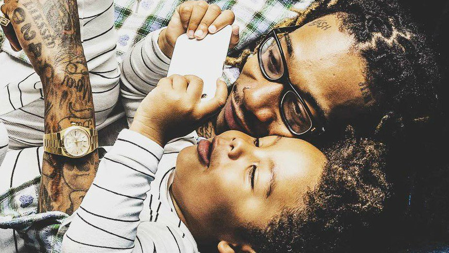 Wiz Khalifa gives son Sebastian an adorable starring role in his new music video: