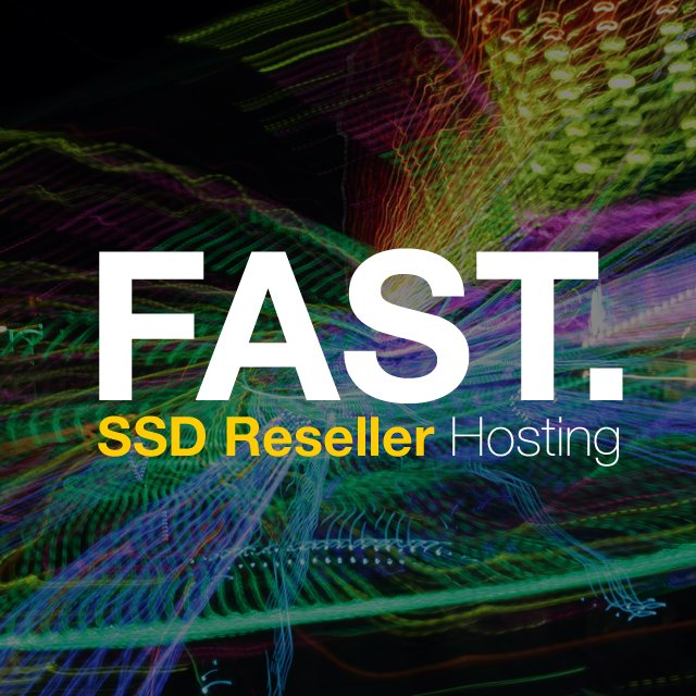 Try our new Reseller SSD Hosting that is up to 10x Faster than the competition! https://t.co/wvD00izKJT  #ssd https://t.co/DIQeIotE23