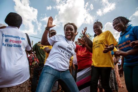 West Africa Ebola outbreak no longer poses hlobal risk: WHO