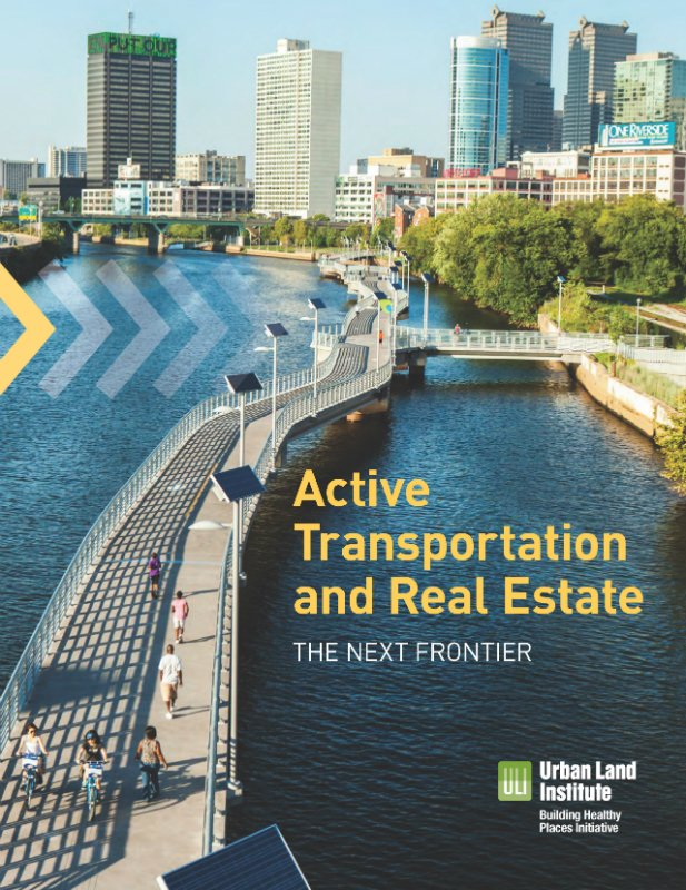New ULI Report Looks  at Projects Tailored to Those Who Prefer Cycling, Walking Over Driving https://t.co/oLFzbUW9zu https://t.co/ZaszQV6jq0
