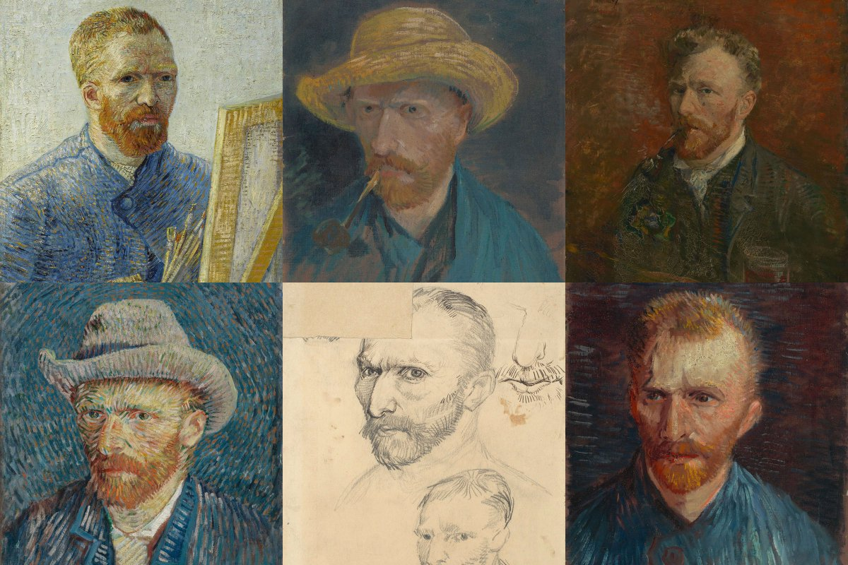 Happy birthday Van Gogh! Today Vincent was born 163 years ago in Zundert. Keep on being an inspiration to all of us! https://t.co/XArHt5IfkP