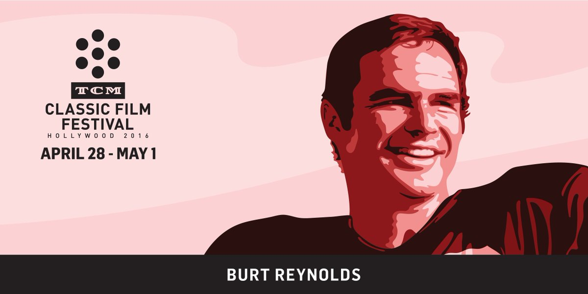 Burt Reynolds to sit down for an interview about his life & career at this year's #TCMFF! https://t.co/QekAJxeBQm https://t.co/tqXxicMhUO