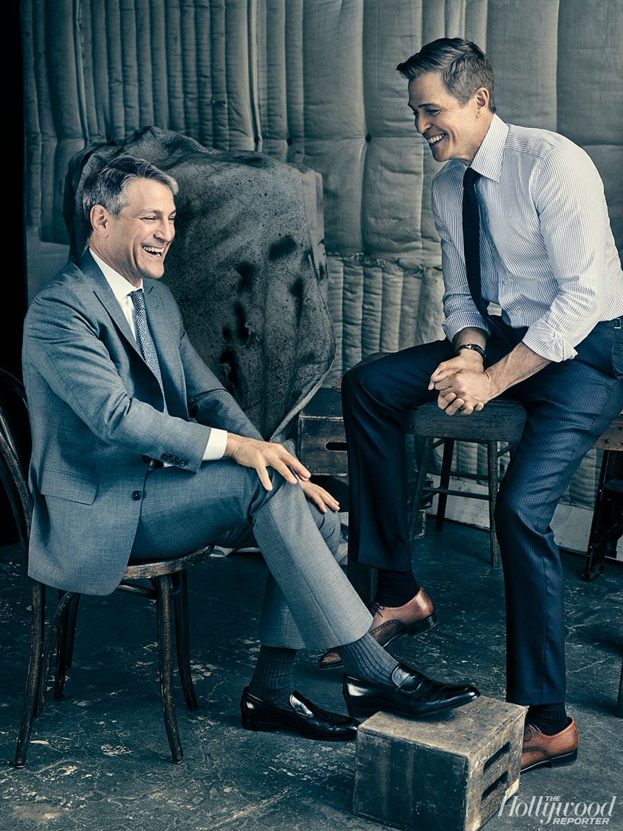 Ari Emanuel and Patrick Whitesell on Ben Affleck's future as