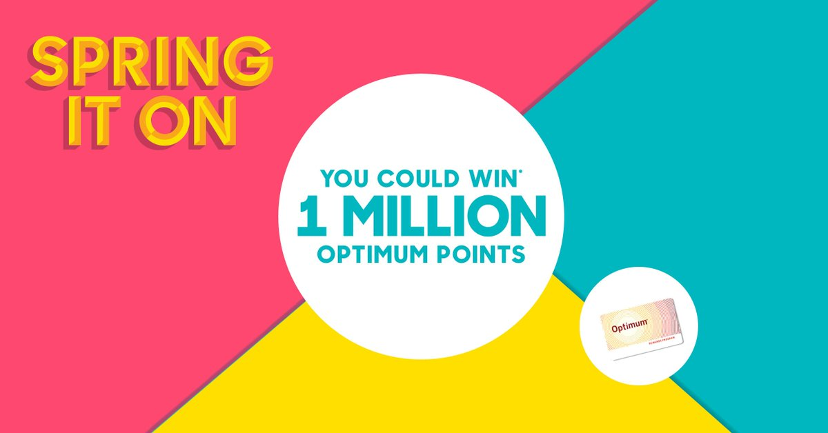 Do you love points? Get your entry card when you spend $10 in the store and you could win! https://t.co/FvjOzqkxII https://t.co/sgM2mTGpBl